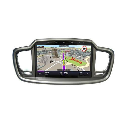 Double Din Car Stereo For KIA Sorento 2015 DVD Player