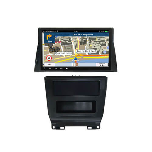 10.1 Inch Big Touch Screen Car DVD Player For Honda Accord 2008