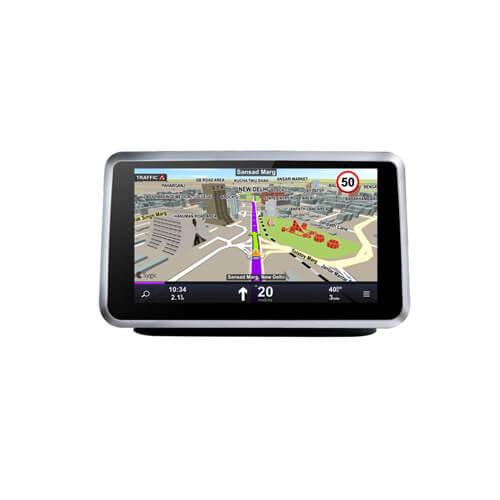 7 Inch On Dash Car Dvr Rearview Mirror Monitor