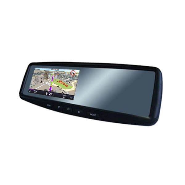 4.3 Inch Car DVR Monitor With Multi-language