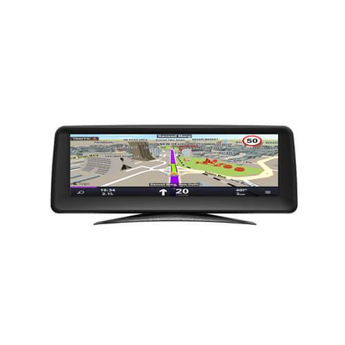 On Dash Car DVR with GPS Navigation GTR8