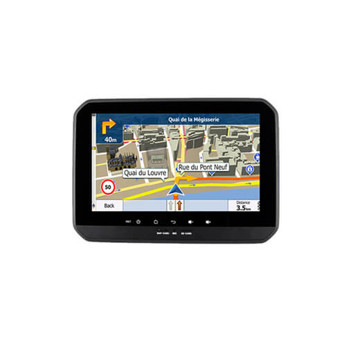 Suzuki Ignis Navigation And Stereo Systems For Car