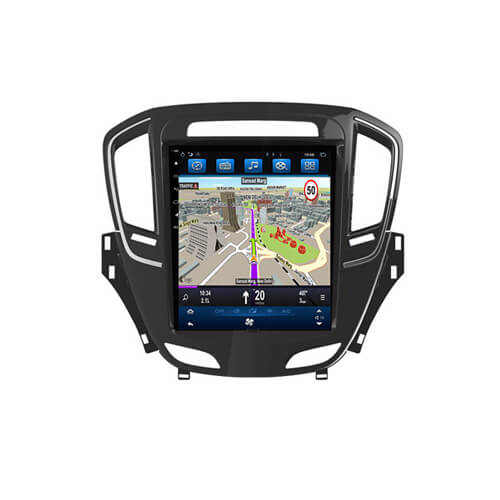 Opel Insignia/Buick Regal Tesla Style In Dash Multimedia System