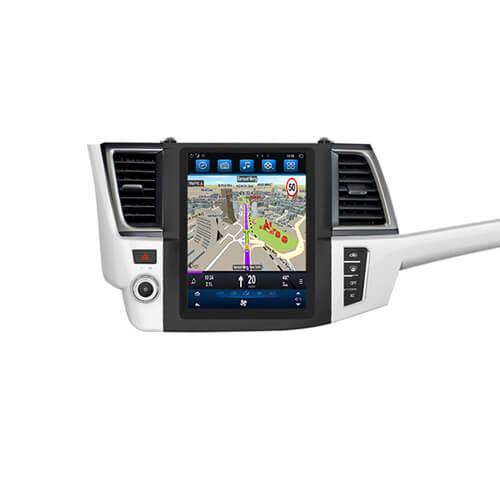 Toyota Highlander 2015-2017 12.1″ In Dash Entertainment System Car