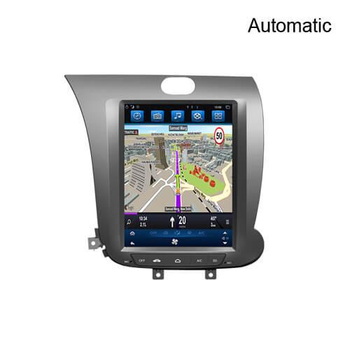 Kia Cerato Forte K3 2013 In-car Entertainment System