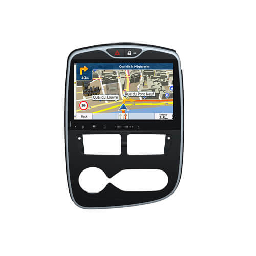 Renault Clio 2012-2015 Automatic GPS Head Unit