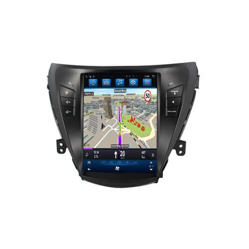 Hyundai Elantra Vertical Screen GPS Navigation Receiver
