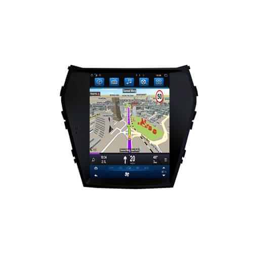 Hyundai IX45/Santa Fe Vertical Screen Bluetooth Head Unit