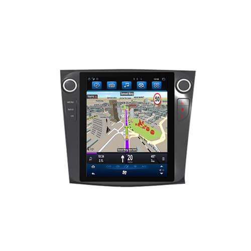 Mitsubishi Outlander 2007-2011 Car Audio Navigation Entertainment System