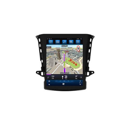 ChangAn Eado 2016 Tesla Screen Car Dashboard Navigation System