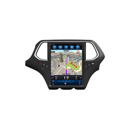 Trumpchi GS4 Car GPS Navigation System 12.1 Inch Vertical Screen
