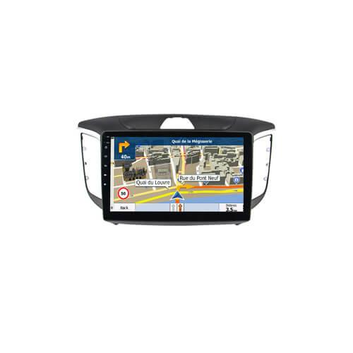 Hyundai IX25 2017 10.1″ Car Media Player Double Din