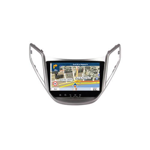 Hyundai HB20 In Car Multimedia Navigation System