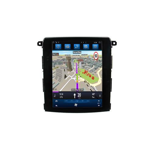 Subaru XV 2018 Tesla Screen Car Stereo And Navigation