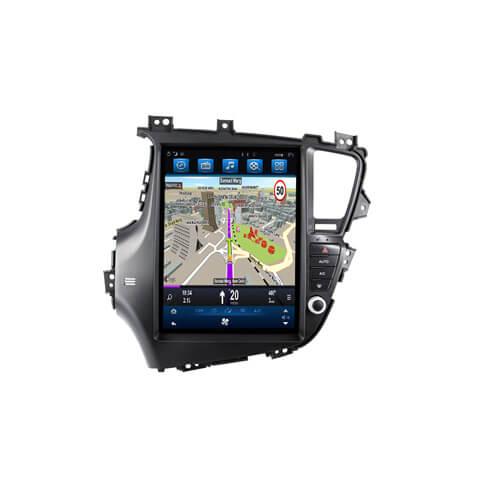 Kia K5 Tesla Screen Automotive Infotainment System