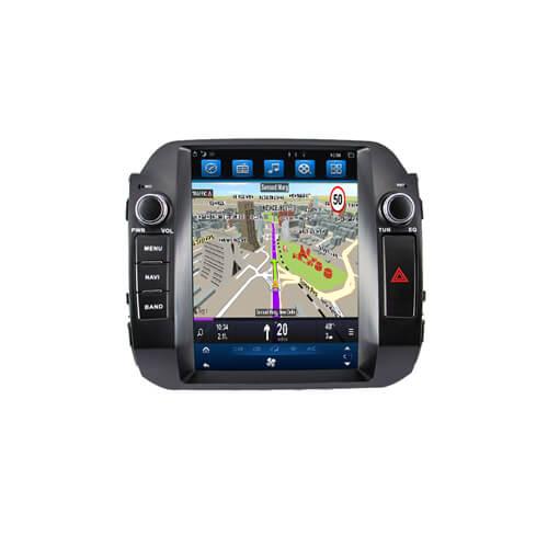 Kia Sportage Car Touchscreen Music System With GPS