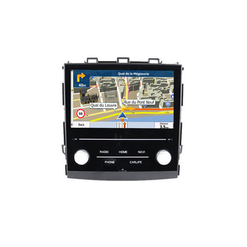 2018 Subaru XV Android Car Multimedia Touch Screen System