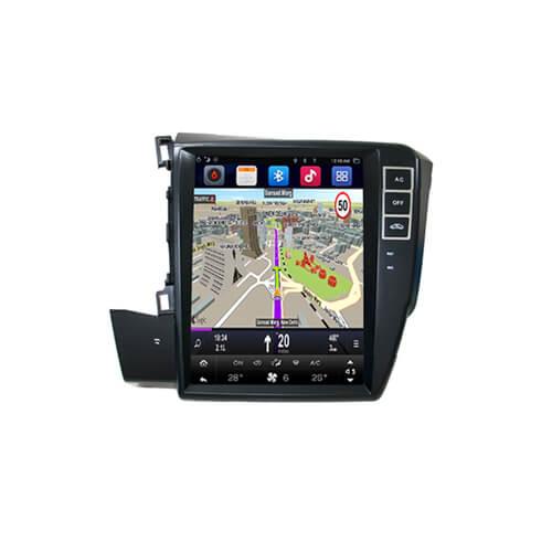 2012 Civic Honda Big Screen Car Multimedia System manufacturer