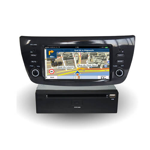 Opel Combo/Fiat Doblo Android Car DVD Player Navigation Device