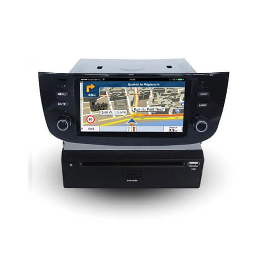 Fiat Linea 2016/Punto2012-2015 GPS Navgation Device