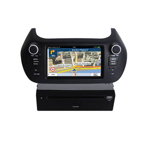 Peugeot Bipper/Fiat Fiorino/Citroen Nemo Navigation GPS for Car