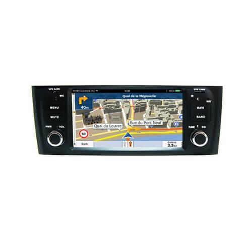 Fiat Punto   Linea 2 din infotainment system