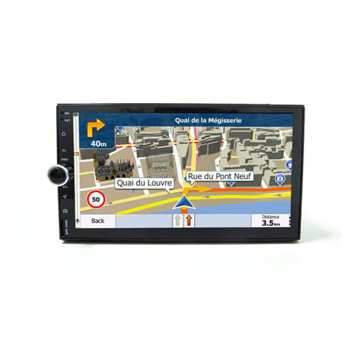 Universal GPS Navigator Android Double Din