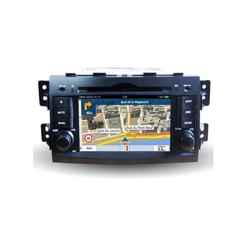 Kia Borrego/Mohave 2008 Car DVD with Navigation