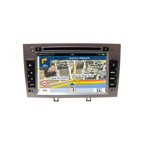 Peugeot 308 408 Android Car Stereo Head Unit
