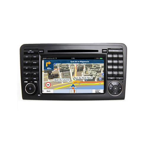 Mercedes Benz ML/GL Android Car Stereo Head Unit
