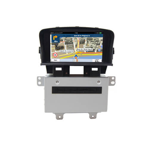 Chevy Chevrolet Cruze Android Double Din Radio System