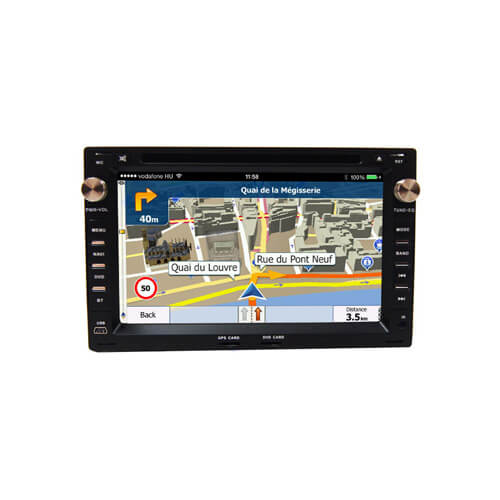 VW POLO/Jetta/Bora/Passat B5 Automotive Stereo System