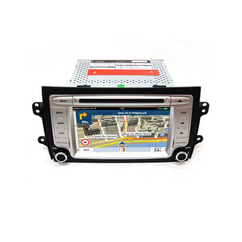 Suzuki SX4 2006-2011 Automotive Stereo System