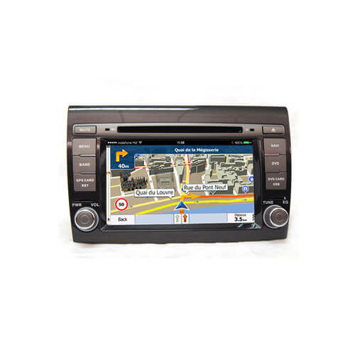 Fiat Bravo 2007-2012 Car Audio Player