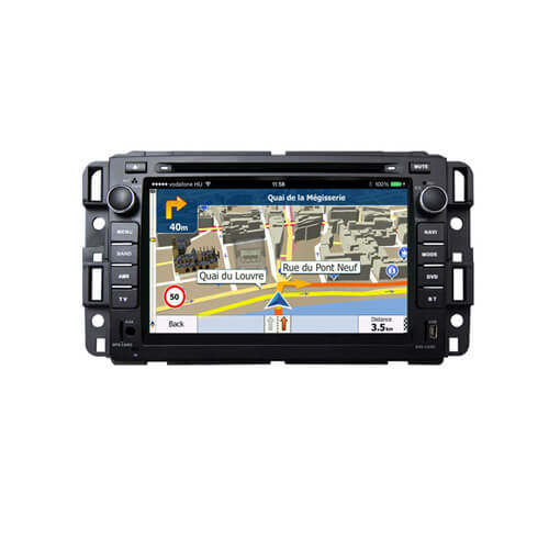 Chevrolet/GMC/Buick Car Entertainment System