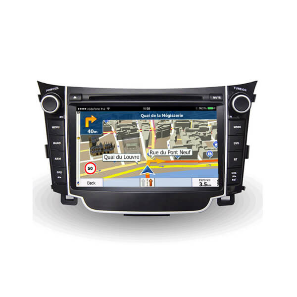 Hyundai I30 / Elantra GT 2012 Android Car Head Unit