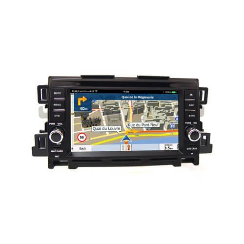 Mazda CX5 CX-5 Mazda 6 Double Din Touch Screen