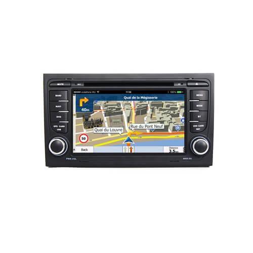 Audi A4 2002-2008/Seat Exeo Digital DVD Player
