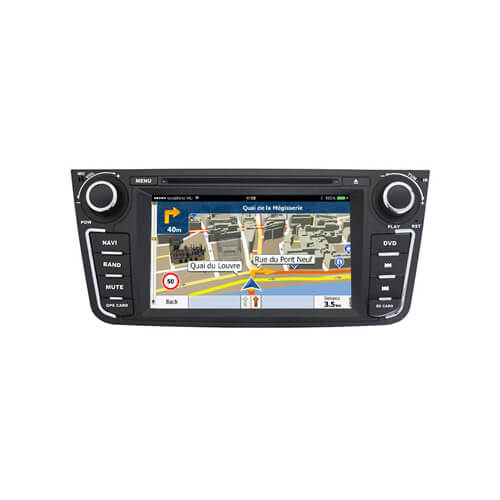Geely EX7/GX7 Double Din Radio Android System