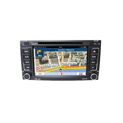 VW Touareg/T5 Multivan/Transporter Double Din Radio Player