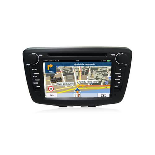 Suzuki Baleno 2 Din Andriod Car DVD GPS System