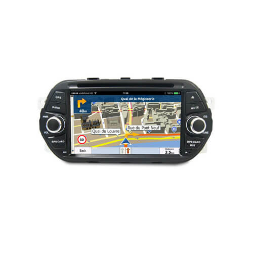 Fiat Egea 2015 2016 Android Car Multimedia System