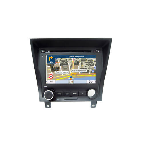 Peugeot 405 Android Car Digital TV Receiver