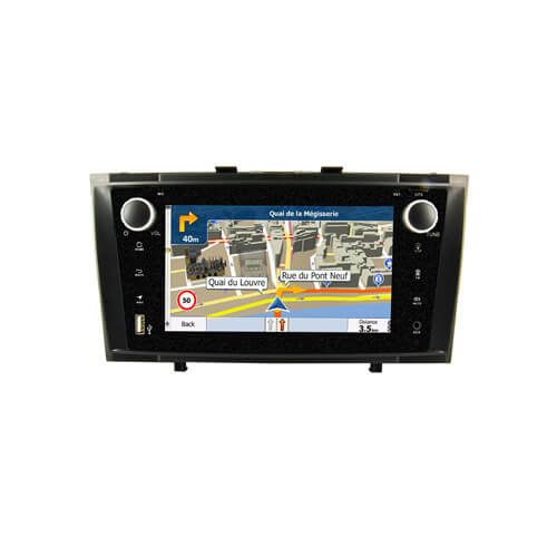 Toyota-Avensis 2010-2014 In-car Entertainment System