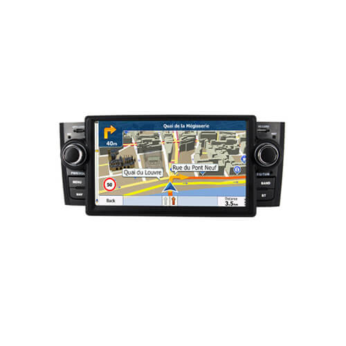 Fiat Linea Car Radio With Navigation Android Head Unit