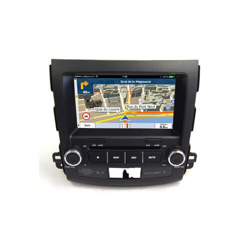 Mitsubishi Outlander 2006-2011 Android Car DVD Player