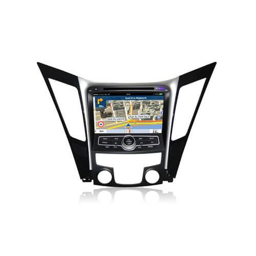 Hyundai Sonata YF 2011 2012 Autoradio GPS DVD Player