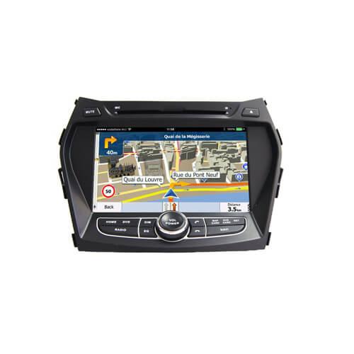 Hyundai Santa Fe/IX45 2013 Android Car Radio With GPS