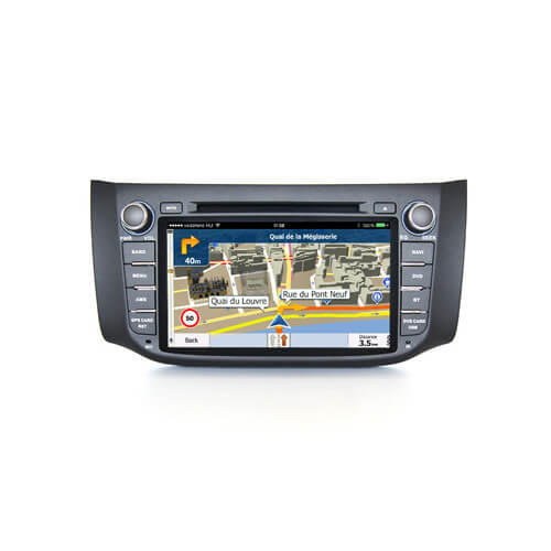 Honda Civic 2012 (Right) Android DVD GPS For Car