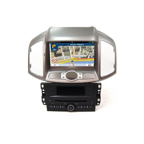 Chevy Chevrolet Captiva 2011-2015 GPS Navigation Device